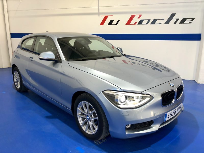 BMW gris